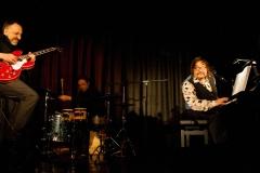 MAURENBRECHER-Trio, mit MM und Andreas Albrecht.