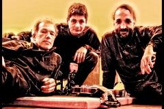 SOMERVA, mit Peter Hoffmann und Paulo Sommer.
