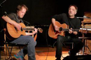 Sven Schneider & Marco Ponce Kärgel. Foto: Roland Brecht